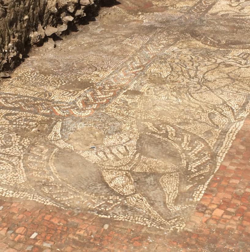 Boxford mosaic