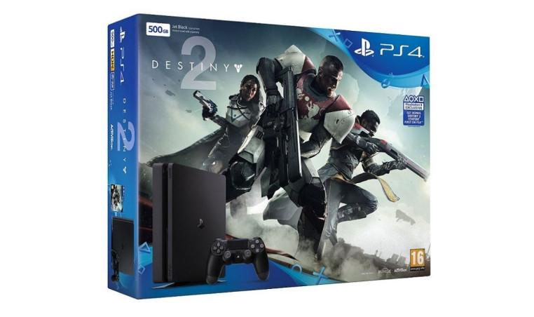 Destiny 2 PS4 Bundle