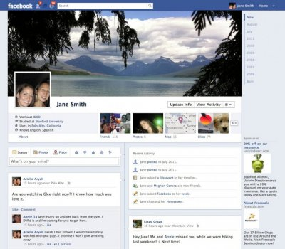 Facebook Timeline Mandatory Switch Date March 30th for Brands