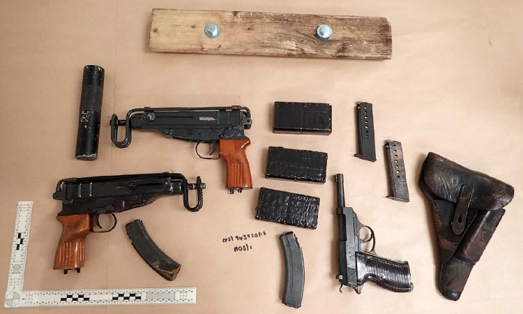 guns suussex