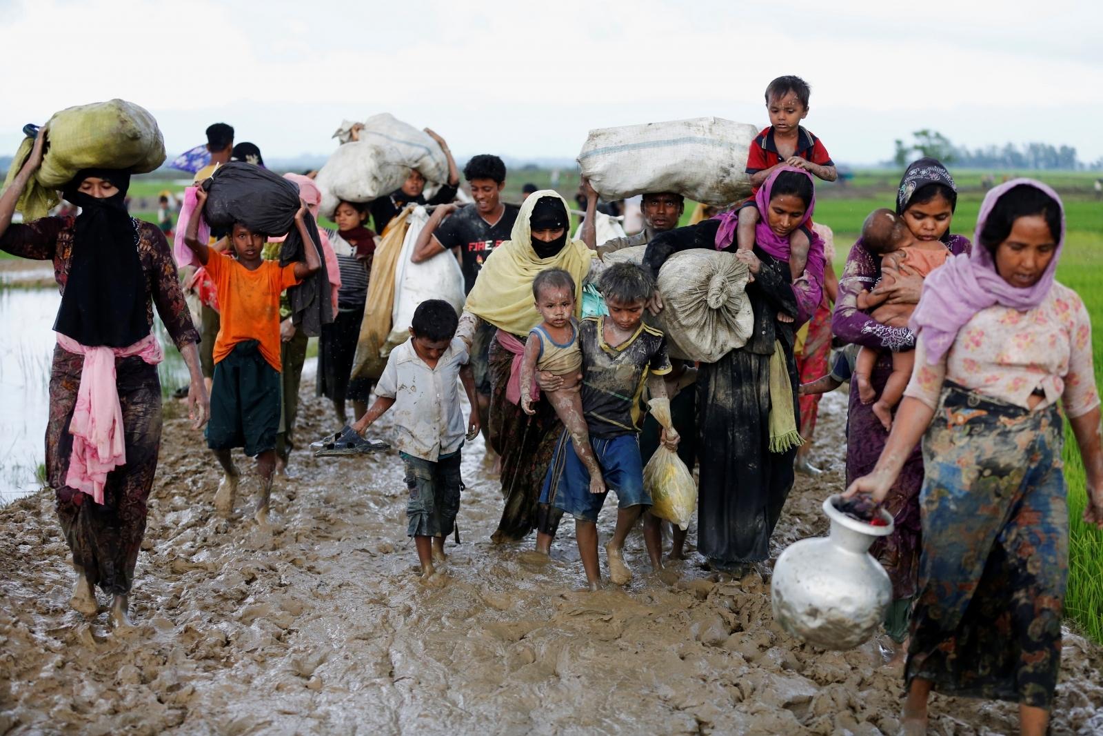 Rohingya crisis Myanmar
