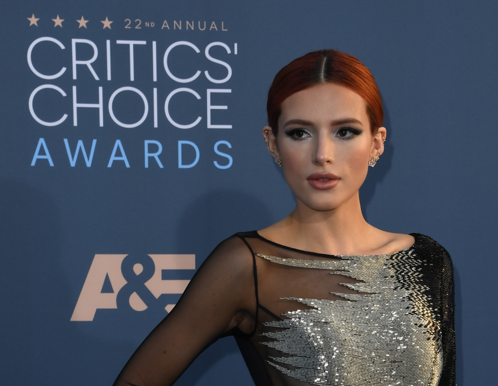 Bella Thorne Looks Slutty And Trashy Again new picture