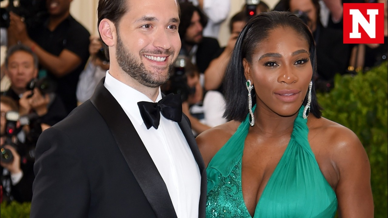 Serena Williams, Fiancé Alexis Ohanian Welcome Baby Girl!