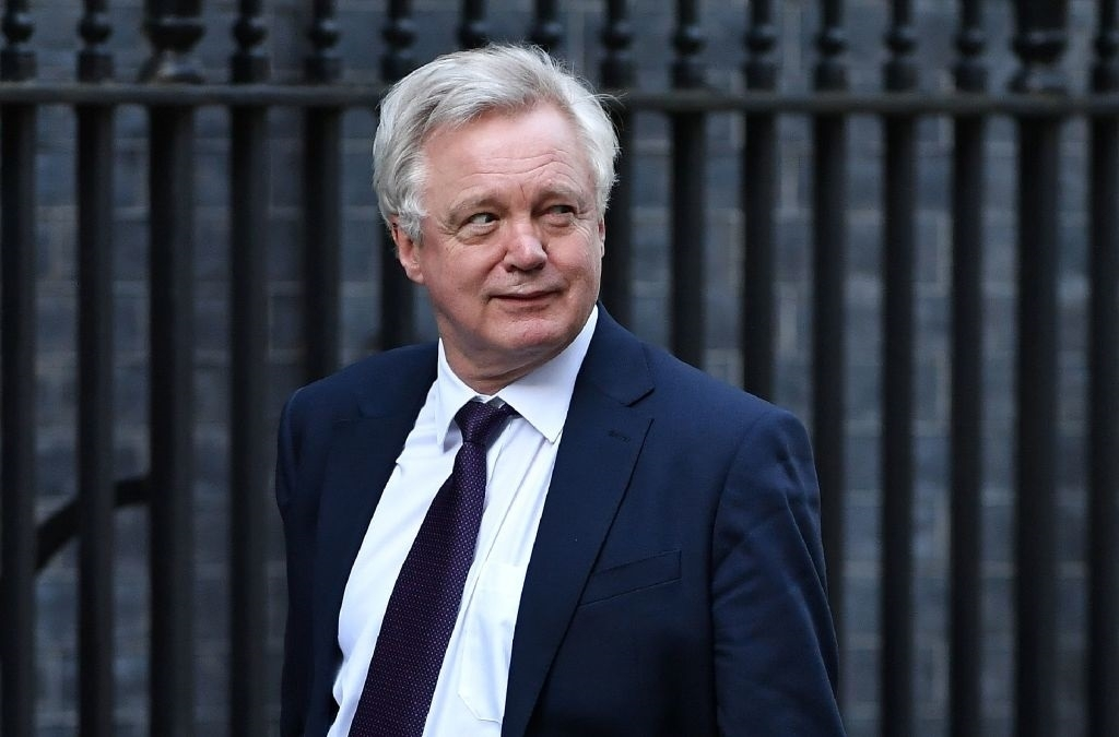 MPs will be given Brexit vote before leaving the EU, David Davis confirms
