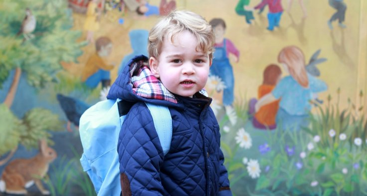 Prince George to learn new subjects at Thomas's Battersea School, may get more homework