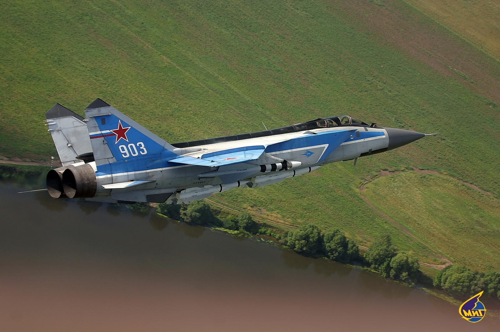 The Aviationist » MiG working on a new interceptor