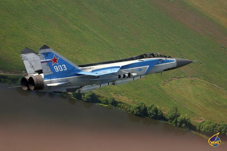 Russia claims its MiG-41 fighter jet can fly in space at hypersonic speeds without a pilot