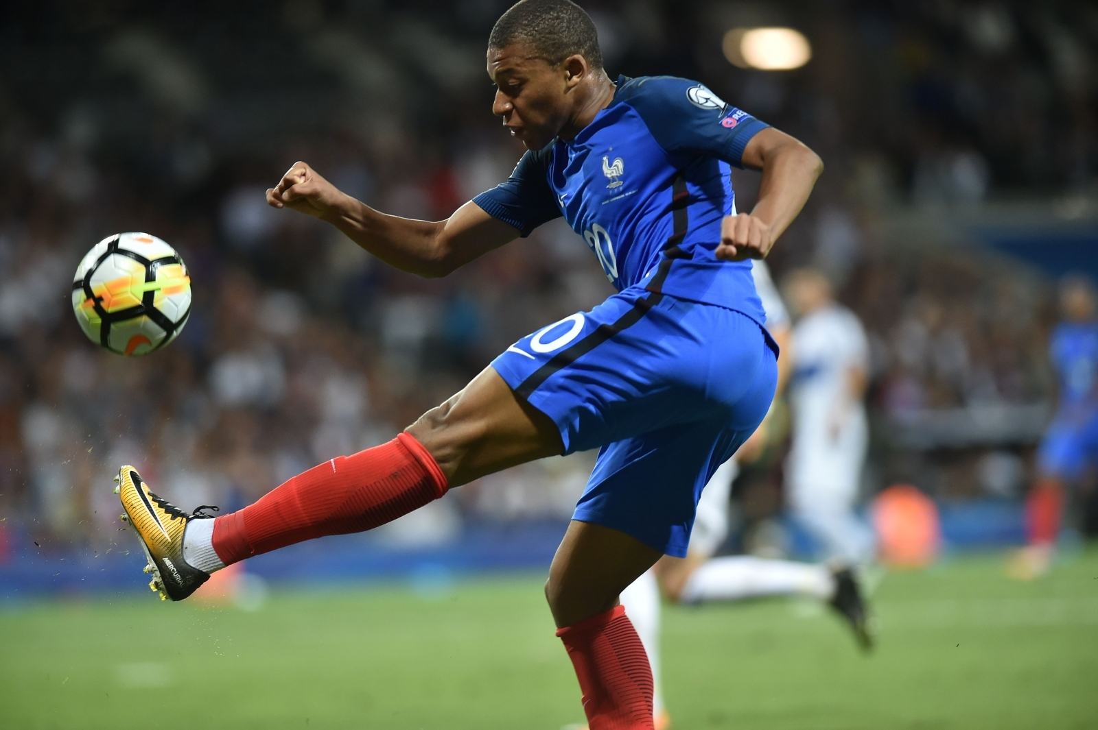 'Next Pele' Kylian Mbappe 'too Much' For Arsenal Admits