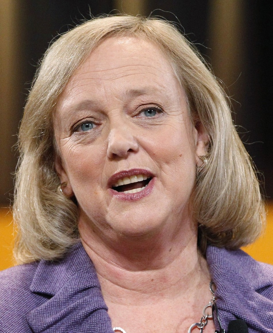 No: 3 Meg Whitman