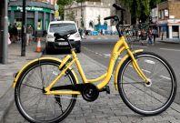 ofo bike sharing London