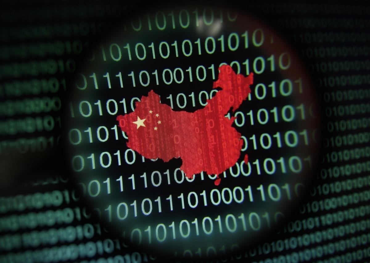 China cyberespionage