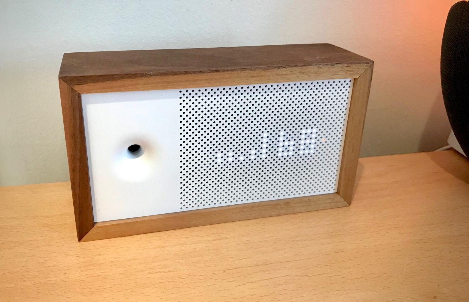 Awair air quality monitor
