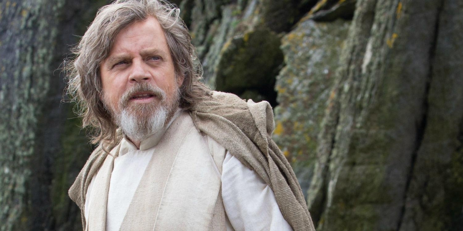 Mark Hamill Luke Skywalker Star Wars