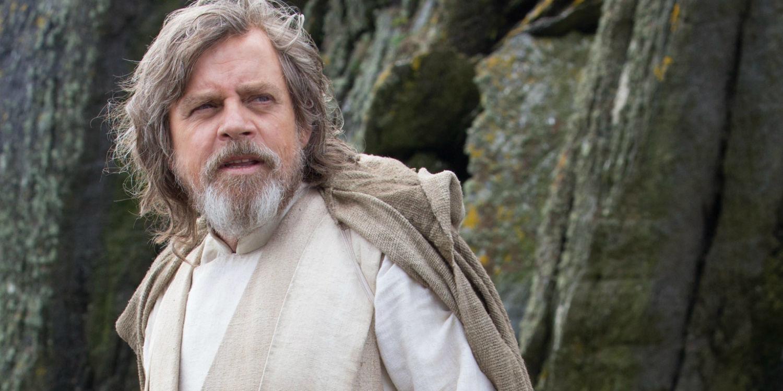 Mark Hamill Luke Skywalker Star Wars