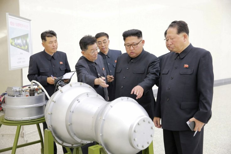 North Korea Nuclear Weapon Kim Jong-un