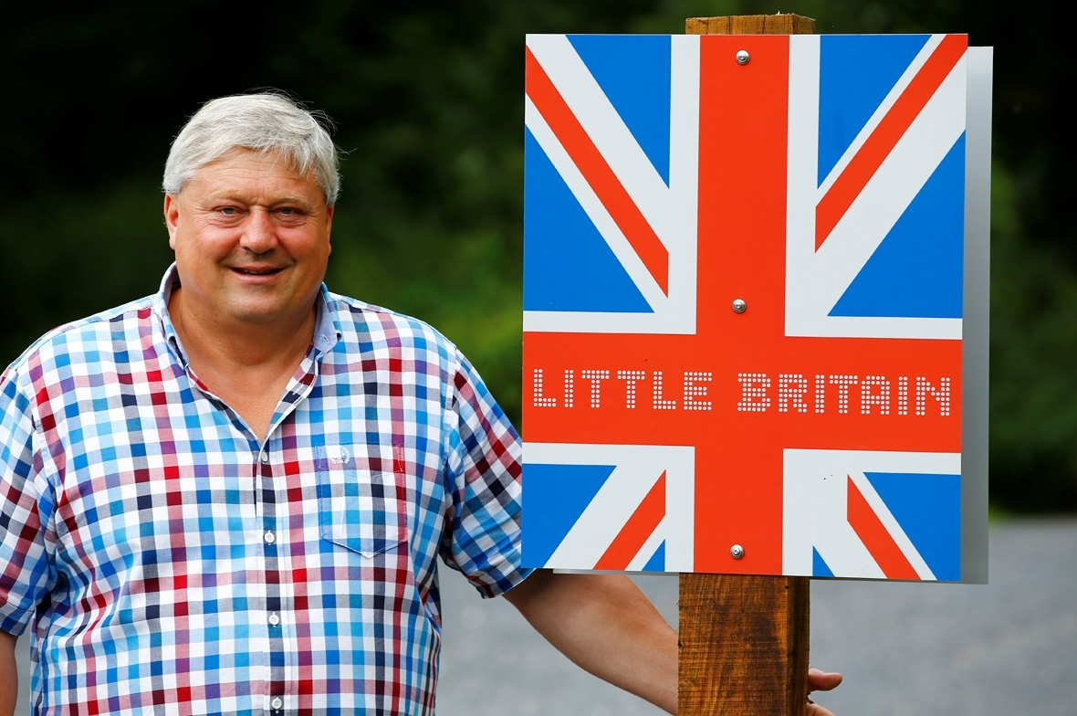Little Britain in Germany