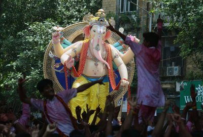 Ganesh Chaturthi 2017 Hindu elephant headed god