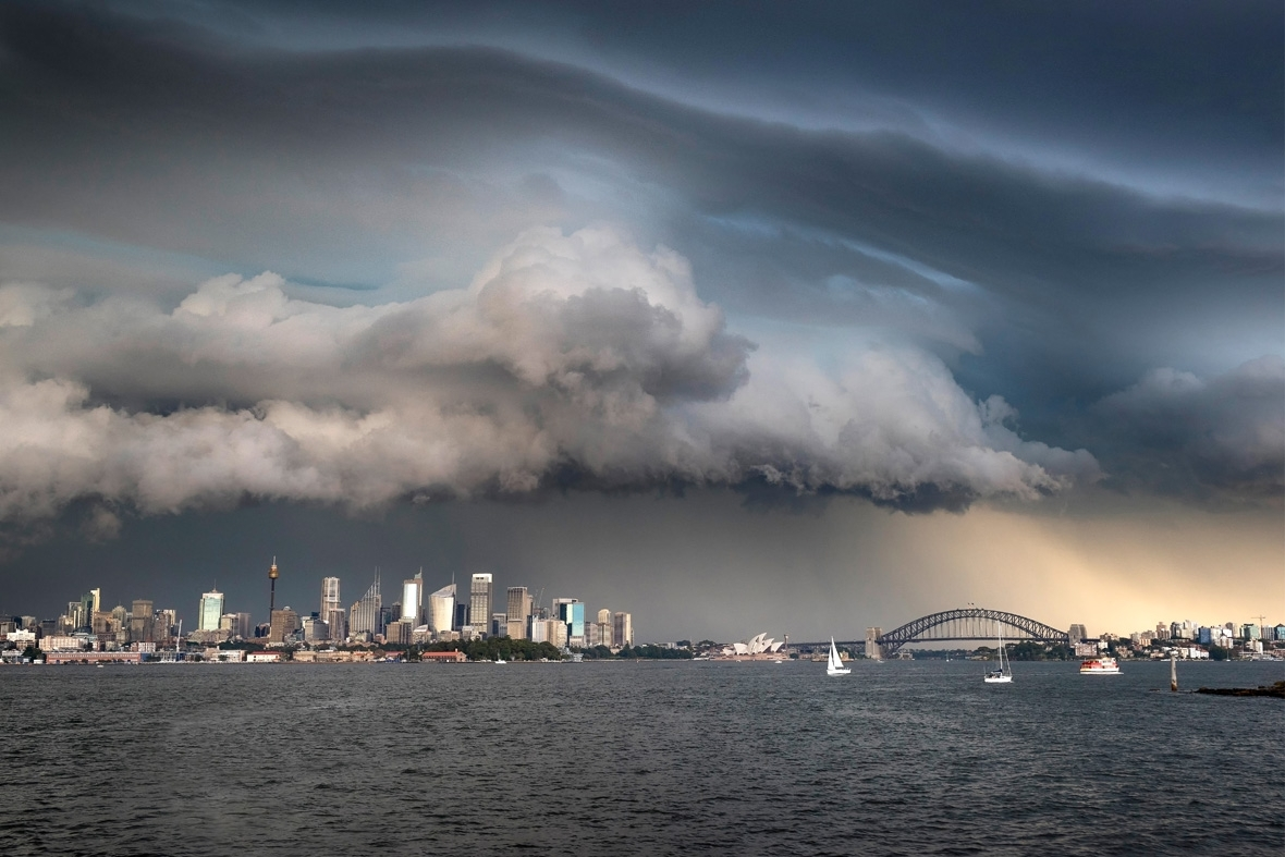 Weather Photographer of the Year 2017