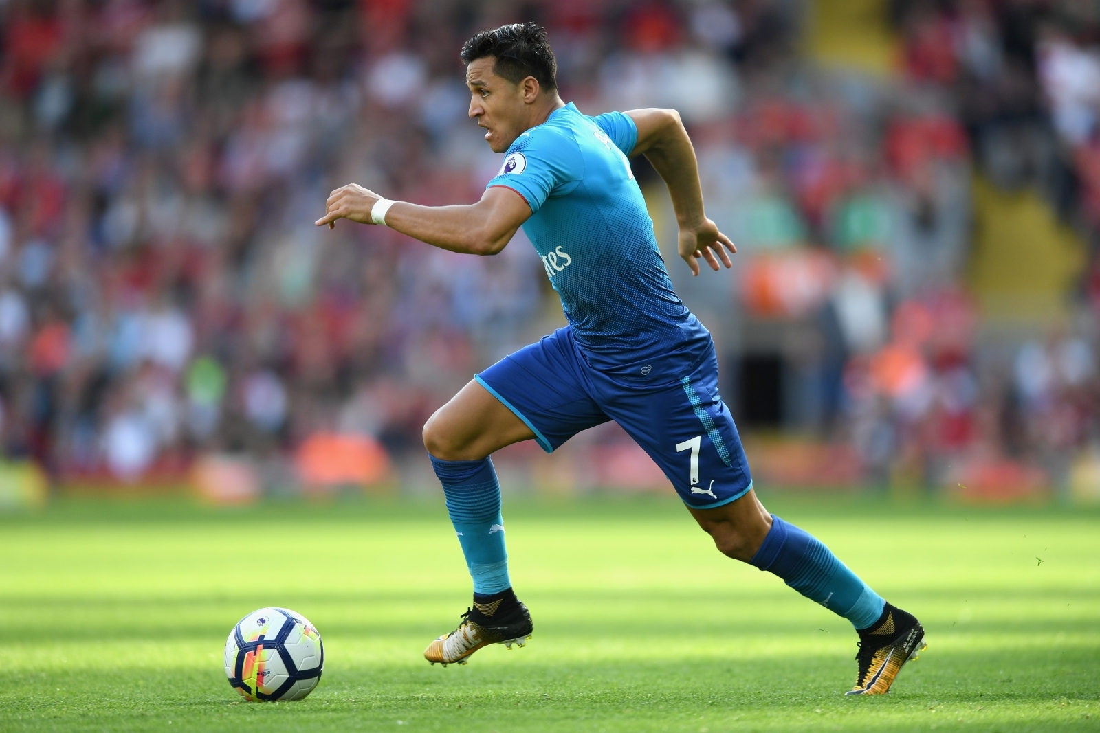 After Alexis Transfer Drama, Arsenal Boss Wants This