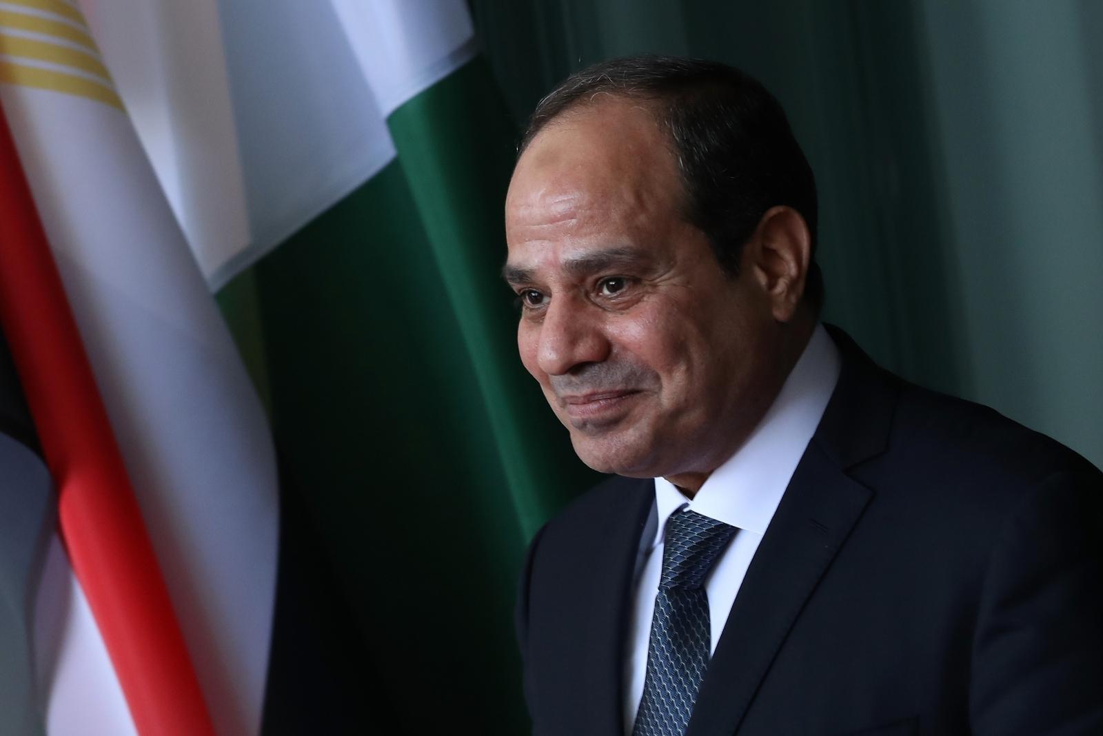 Abdel-Fattah El-Sissi Egypt
