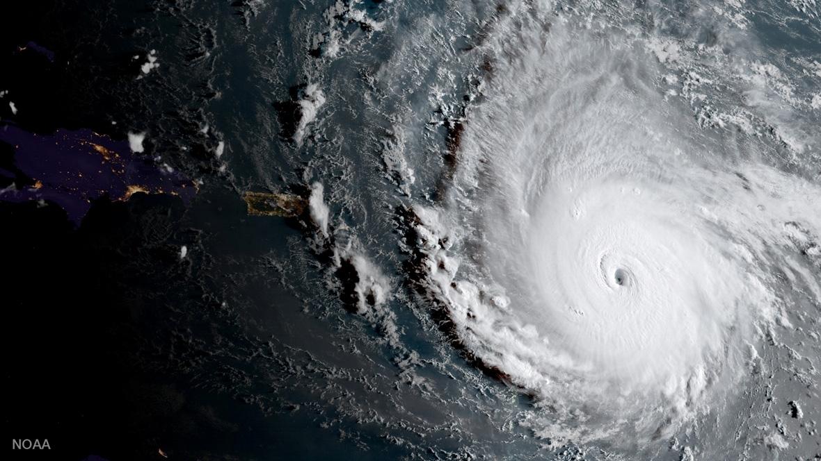 Three Named Storms Develop in the Tropics - Irma, Jose, Katia