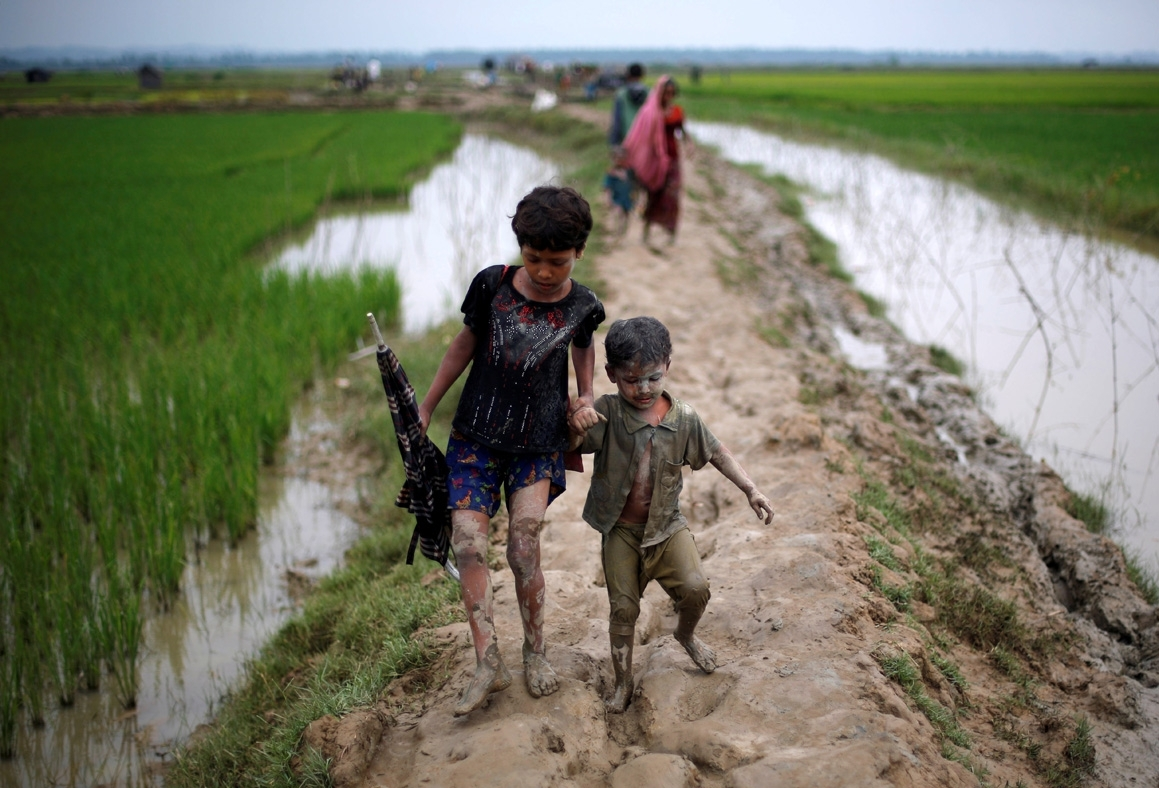 burma crisis Beaten, abused, raped and killed with nowhere to turn these people are not  even classified as citizens and the world is doing nothing about.