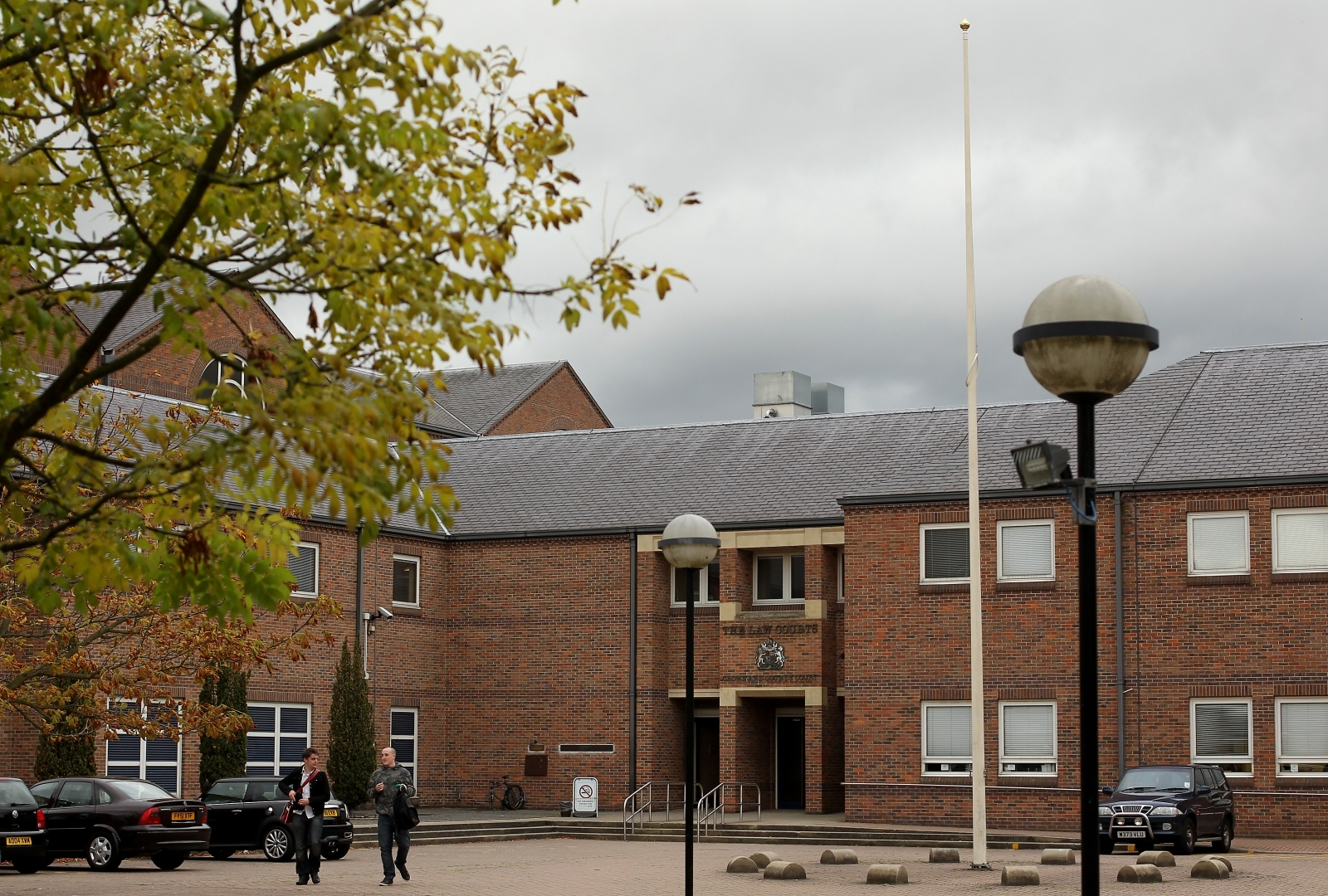 Norwich Crown Court where Katie Ringer was convicted of making threats to parents whose babies she posted images of on social media claiming they were ill or dead in an online scam