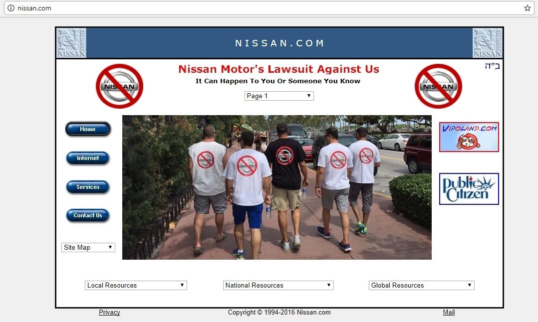 Nissan.com