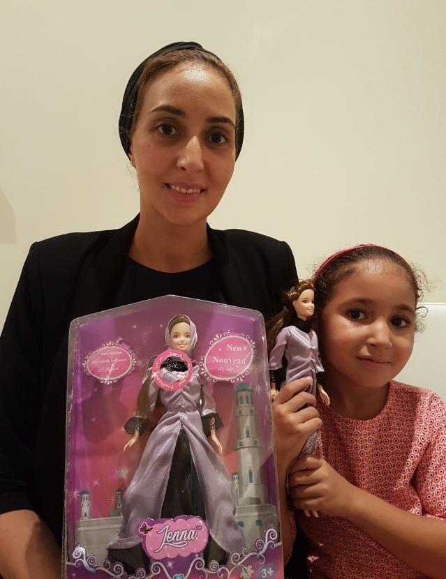 Meet Jenna The Islamic Barbie Doll Teaching Muslim Girls About The Quran