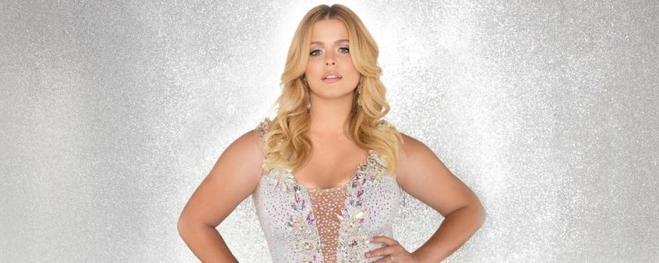 She Looks So Bad Sasha Pieterse Fat Shamed Ahead Of Dancing With