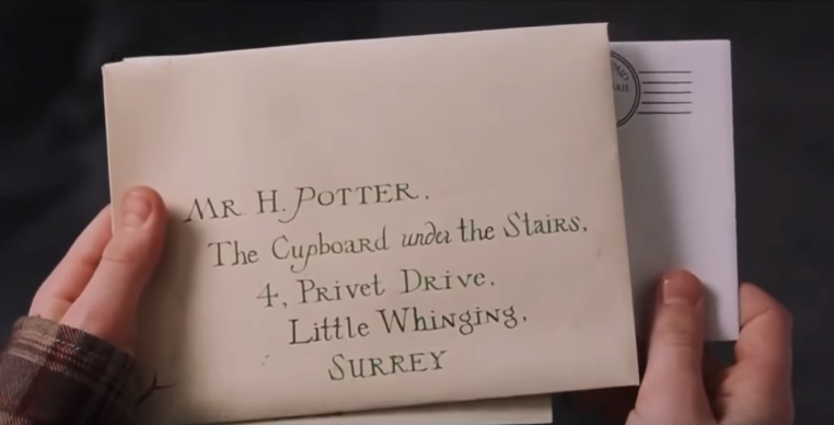 You can now officially own a piece of 'Harry Potter' history