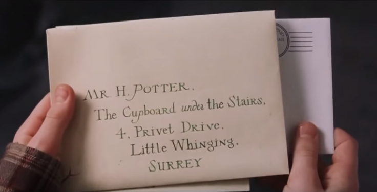 harry potter letters potterheads can now buy their way into hogwarts school of 22097 | harry potter letter