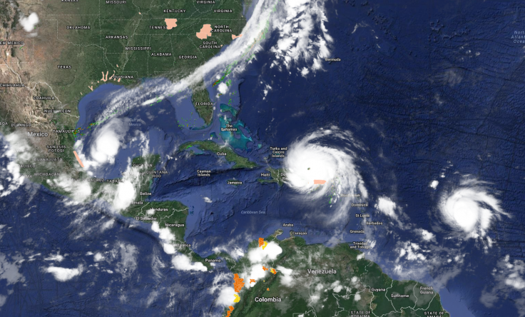 Hurricanes Katia, Irma and Jose