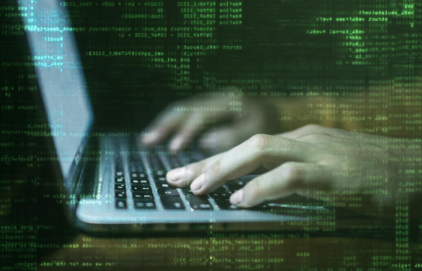 Hacking hands