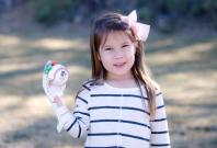Hailey Dawson 3D-printed hand baseball
