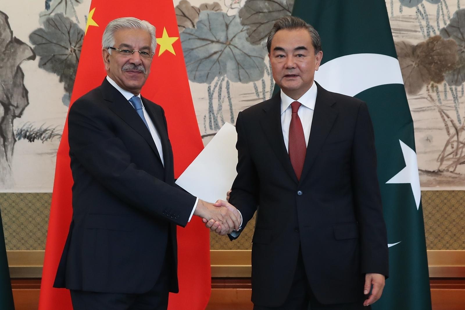 China Pakistan friendship