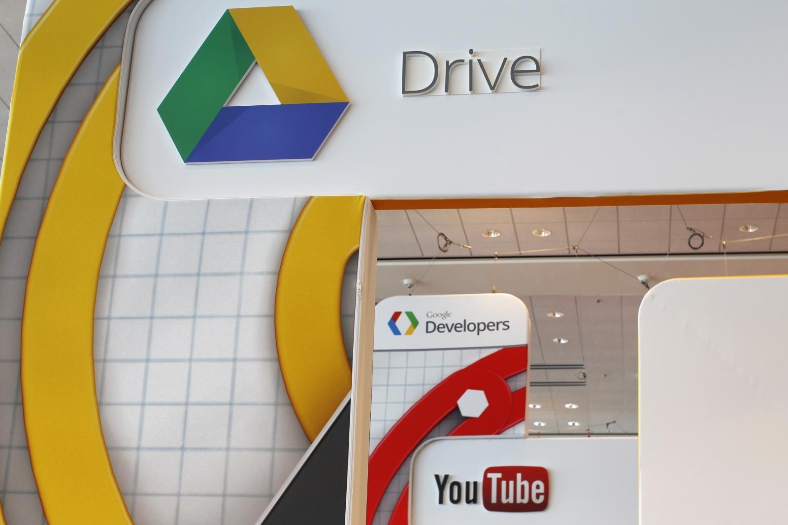 Google Drive transition