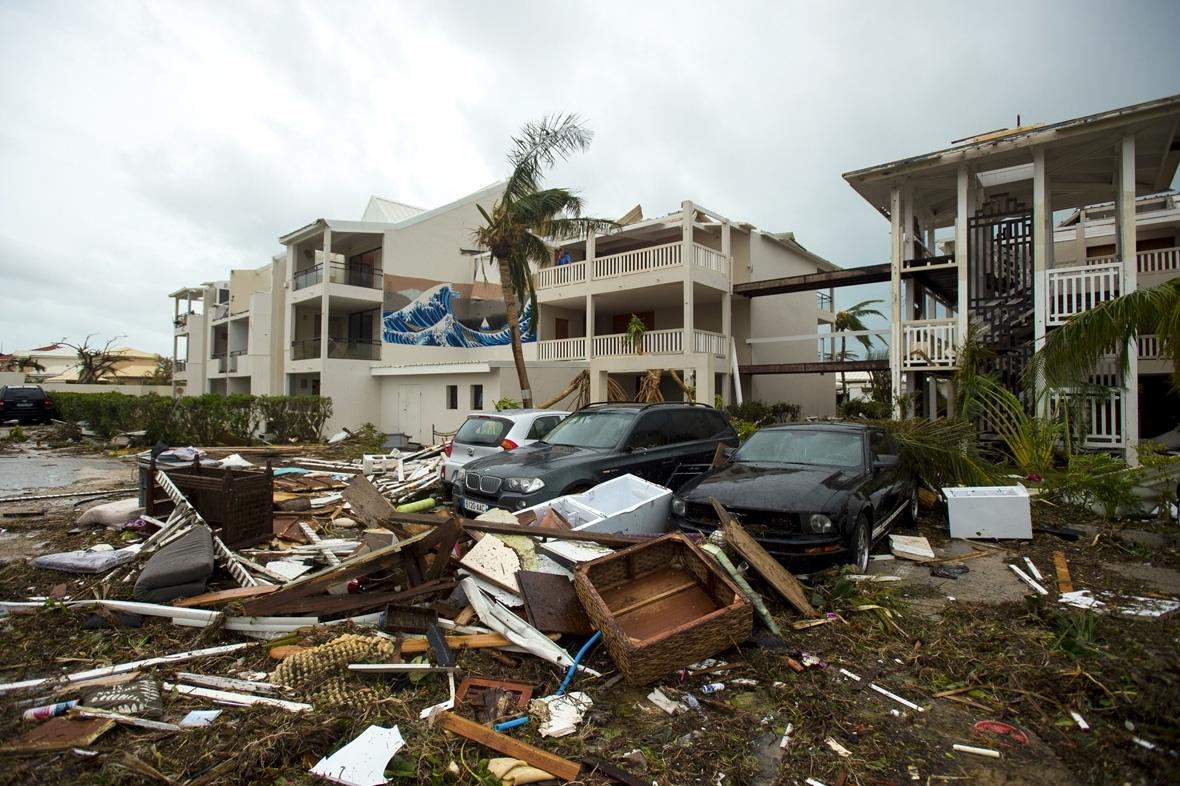 Hurricane Irma Saint Martin