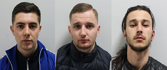 Albanian Drug Dealers Carried 180 000 Through London In Asda Bag For Life