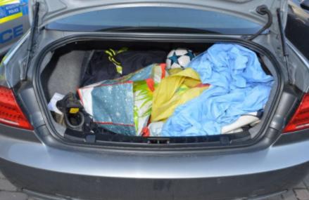 Drug dealers Asda bag for life