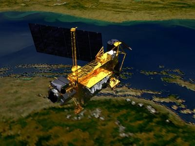 NASA Continues Guessing Game on Rogue Satellite