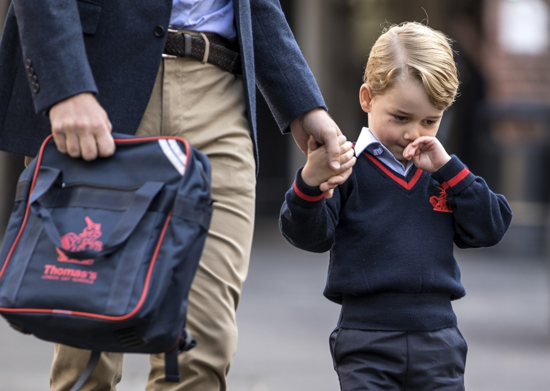 Pray that Prince George is gay, Reverend admonishes Christians