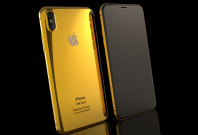 Goldgenie iPhone 8 gold diamonds
