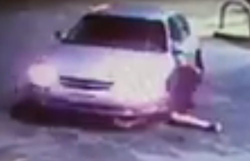 Toledo carjacking hit and run