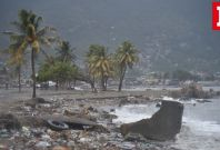 Hurricane Irma Hits Turks and Caicos Islands