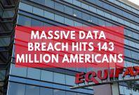 Massive Equifax Data Breach Hits 143 Million Americans