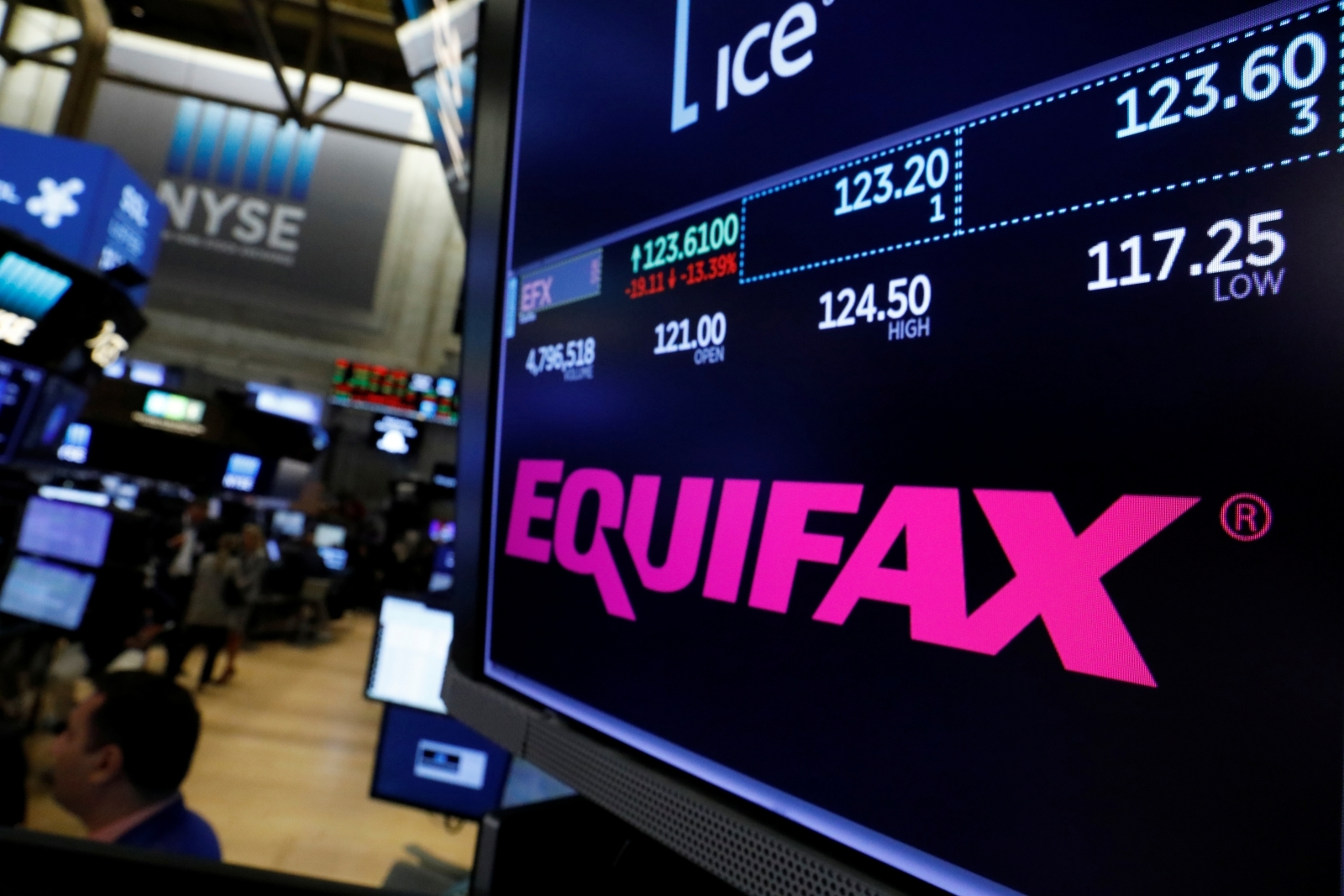Equifax data breach impacts almost half of the United States citizens
