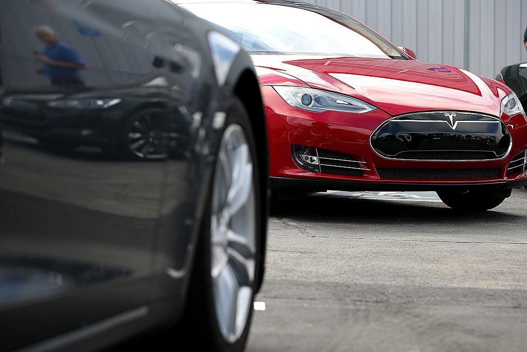 Tesla emergency update