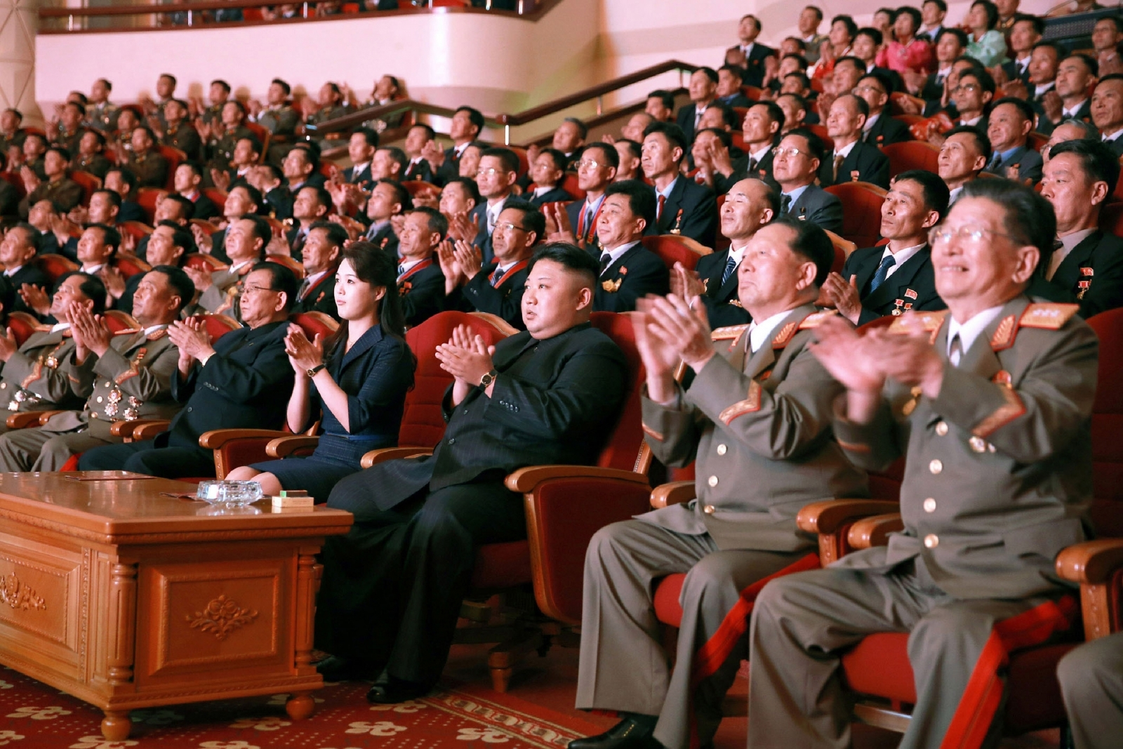 Unanimous: New Sanctions Against North Korea