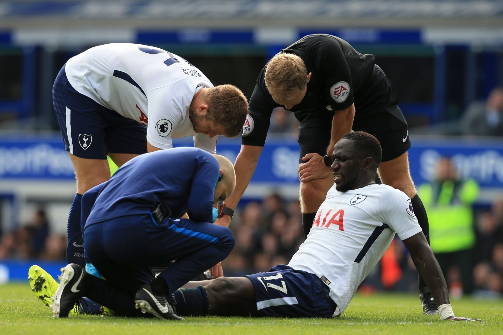 Moussa Sissoko targets improved performances after a full Tottenham preseason